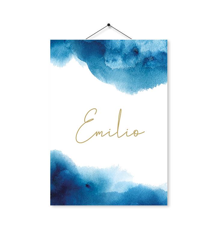 Kaartje Emilio