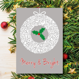 Kerst - Merry & Bright