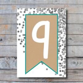 Cijfer - 9
