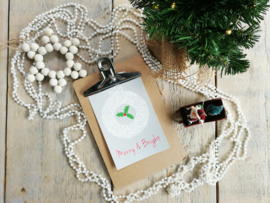 Kerst - Merry & Bright