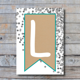 Letter - L