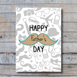 Vaderdag - Happy Fathers Day