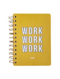 Notebook Work Work Work