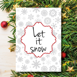 Kerst - Let it snow