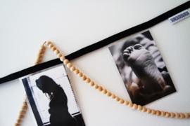 Fotoslinger - Zwart