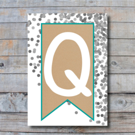 Letter - Q