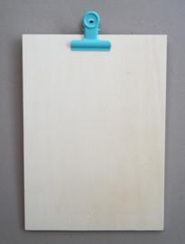 Klembord met losse klem