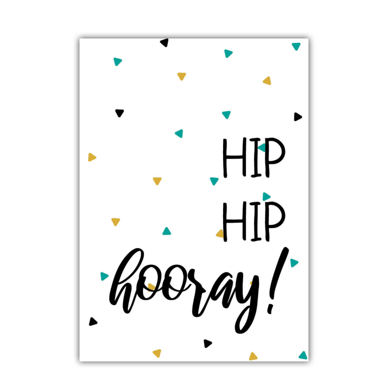 Hip Hip Hooray (2018)