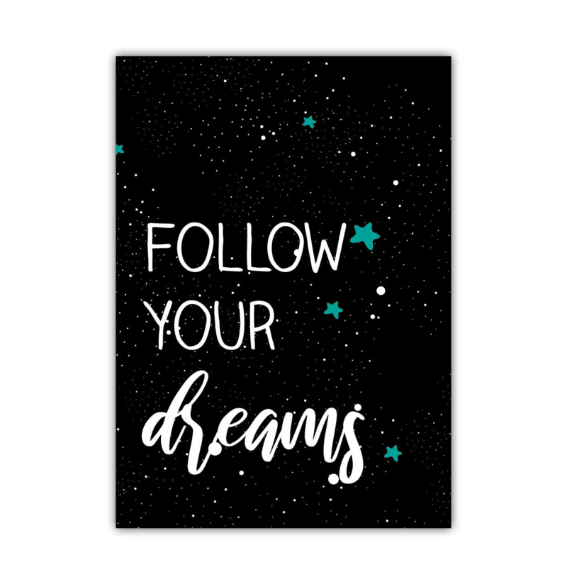 Follow your dreams (2018)