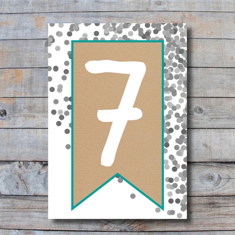 Cijfer - 7