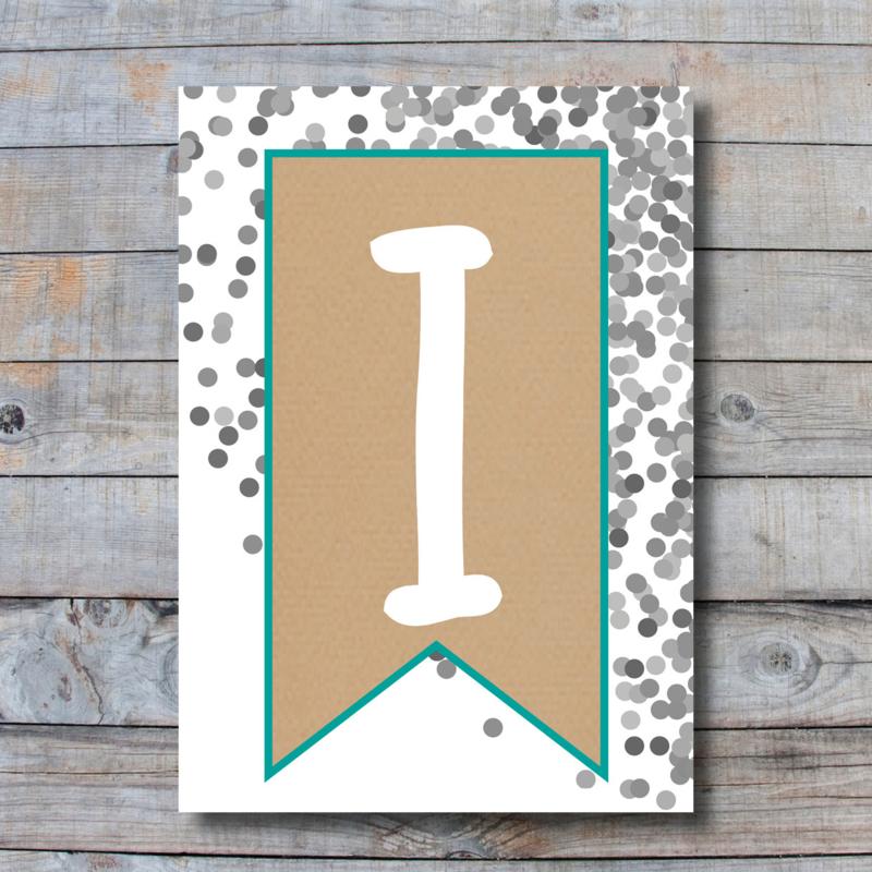 Letter - I