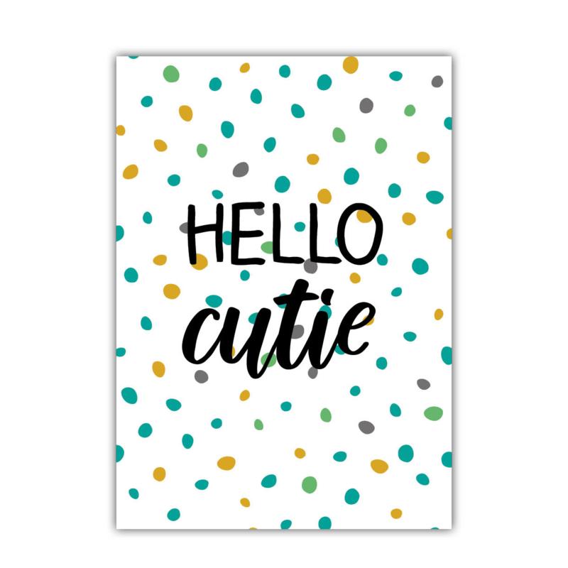 Hello cutie (2018)