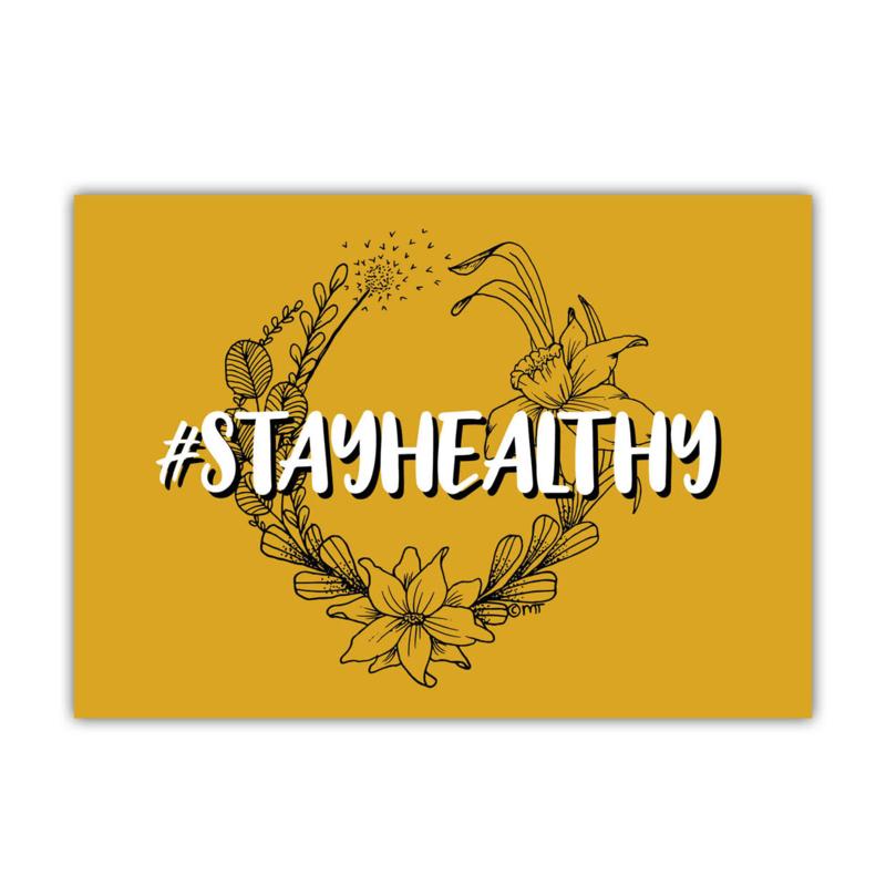 #stayhealthy