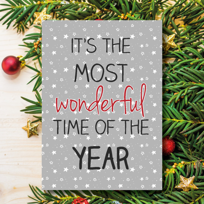 Kerst - It's the most wonderful time of the year