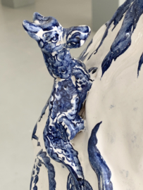 The Dragons of Ming Vase