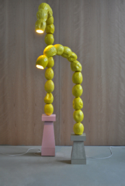 Curved Melon Totem