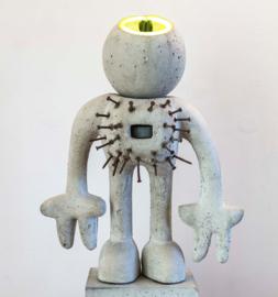 Neon Gris Man