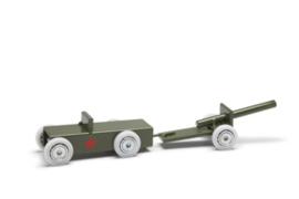 Archetoys - Jeep en Kanon