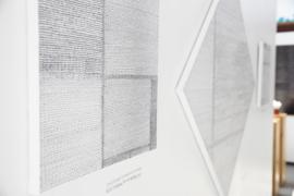 Mondriaans 'Compositie met rood, geel en blauw' in het Nederlands