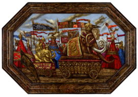 Mammoet parade