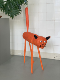 Untitled (Orange cat)