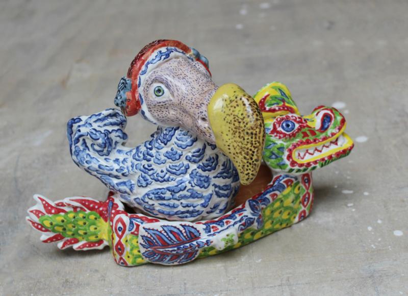 Drakenboot Dodo (Dappere Dodo 1)
