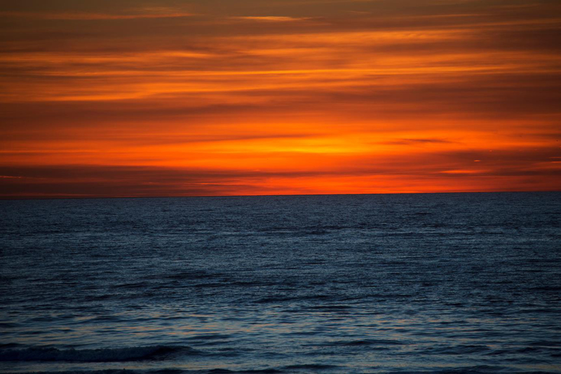 Panta Rhei, Noordzee
