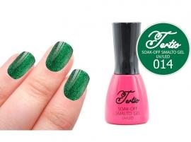 #14 Groen - fijne glitter