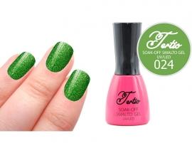 #24 Groen - fijne glitter