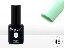 #48 Pastel Mint Groen