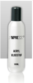 Acrylvloeistof 100ml - blue (Imprezz)
