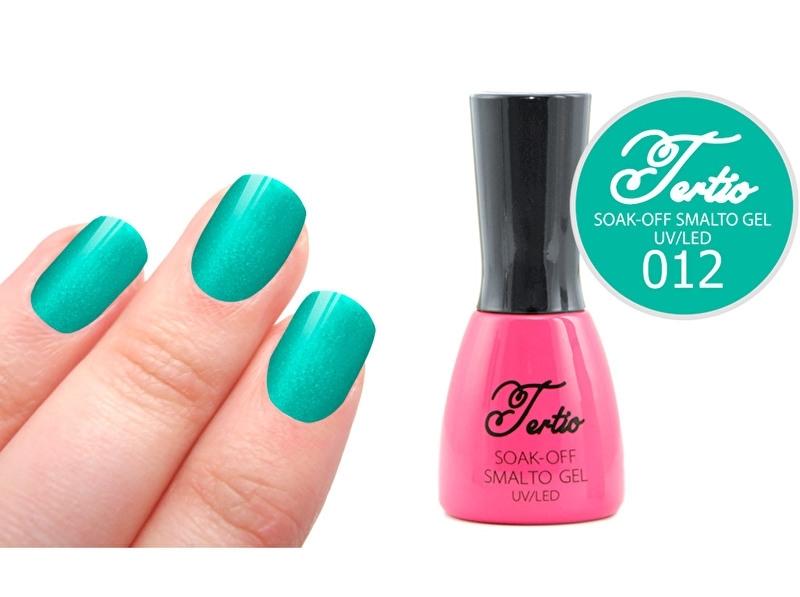#12 Blauw/Groen - fijne glitter