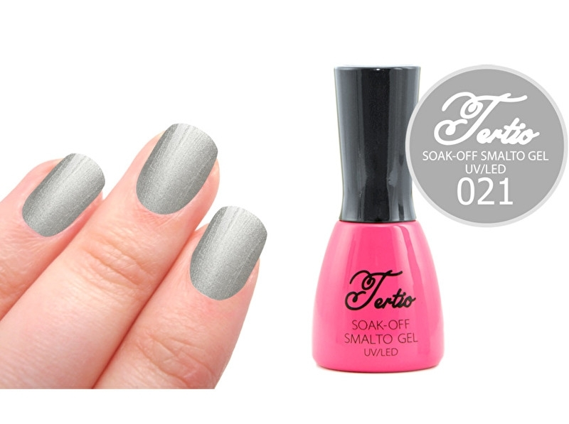 #21 Zilver - fijne glitter
