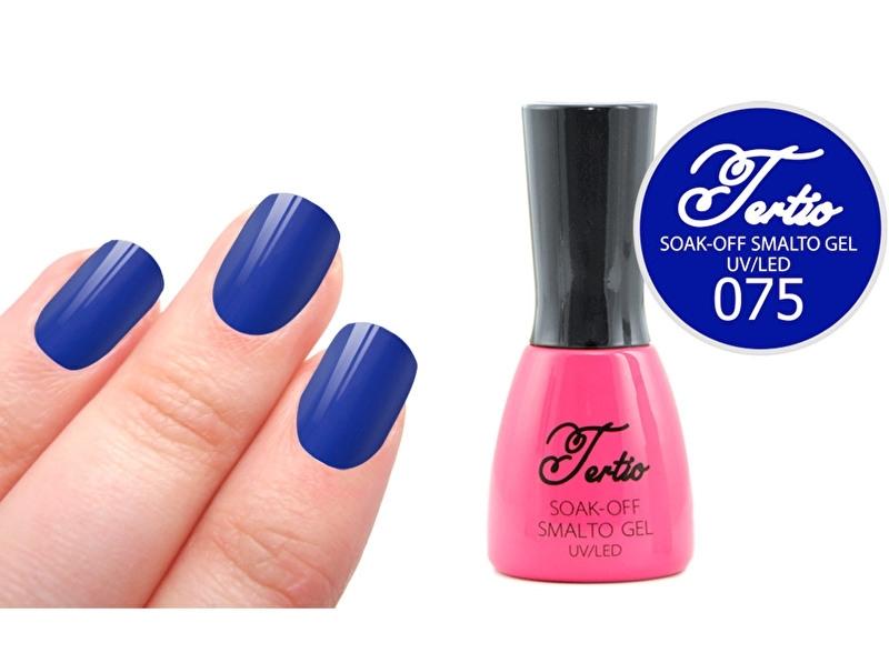 #75 Blauw