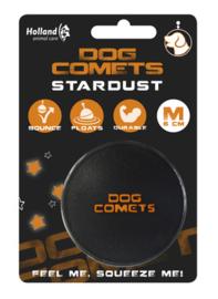 Dog Comets Ball Stardust Zwart/Oranje