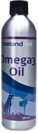 IcelandPet Omega-3 olie 250 ml
