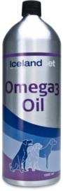 IcelandPet Omega-3 olie 1000 ml