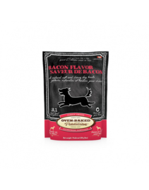 Oven Baked Tradition Dog Treat Bacon 230 gram