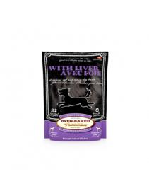 Oven Baked Tradition Dog Treat Liver 230 gram