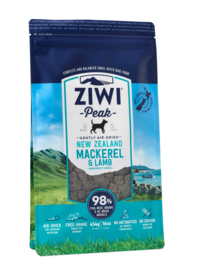 Ziwi Peak Air-Dried Mackerel & Lamb 2,5 kg