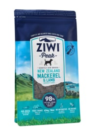 2 st Ziwi Peak Air-Dried Mackerel & Lamb 4 kg