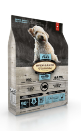 Oven Baked Tradition Graanvrij Vis Small  Breed 2.27 kg