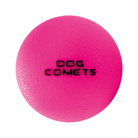 Dog Comets Ball Stardust Roze