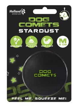 Dog Comets Ball Stardust Zwart/Groen