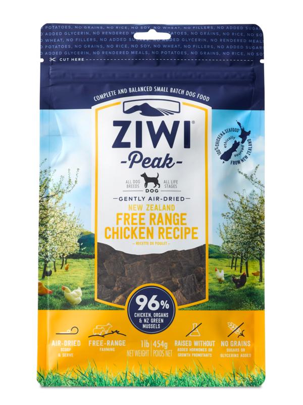 Ziwi Peak Air-Dried Chicken 1 kg