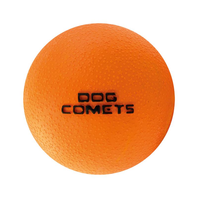 Dog Comets Ball Stardust Oranje