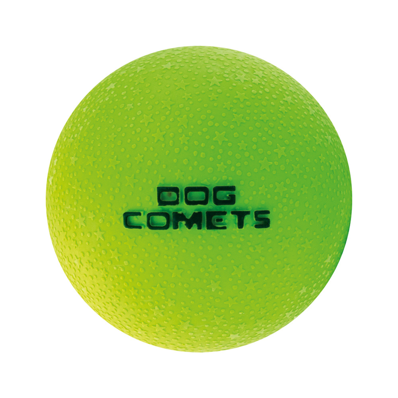 Dog Comets Ball Stardust Groen