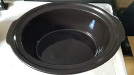 Andrew James ovalen keramische binnenpan 1,5 ltr