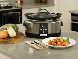 Crock-Pot slowcooker Next Generation 5,7ltr programmeerbaar