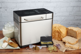 Digitale broodbakmachine met ingredientendispenser